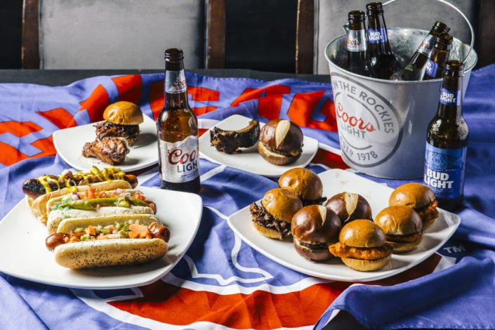 Best sports bar food in Chicago