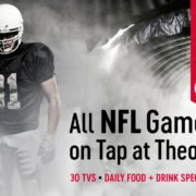 NFL football Chicago sports bar